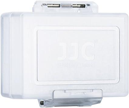 JJC Caja Resistente al Agua de la Batería para la Batería de la Cámara: Amazon.es: Electrónica