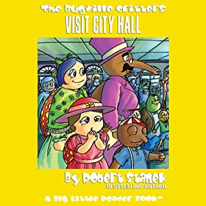 The Bugville Critters Visit City Hall Audiobook