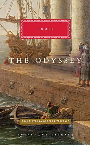The Odyssey (Everyman's Library)