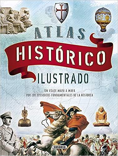 Atlas histórico ilustrado: Amazon.es: Palitta, Gianni: Libros