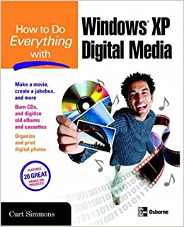 Windows XP Digital Media Idea Book