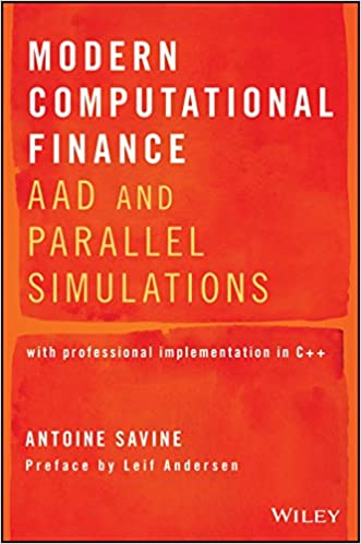 2da60f742c56 Modern Computational Finance  AAD and Parallel Simulations  Antoine ...