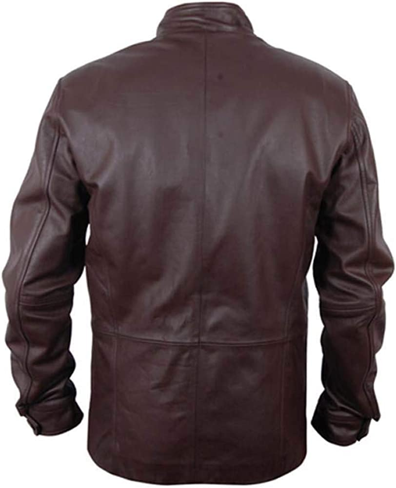 Stormwise Mens The Family De Nero Leather Jacket