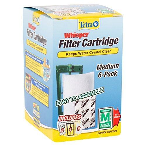 Whisper filter cartridges medium