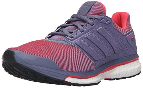 Adidas Performance Womens Supernova Glide 8 W Scarpa Da Corsa Super Purple S16 / Super Purple S16 / Shock Red S16