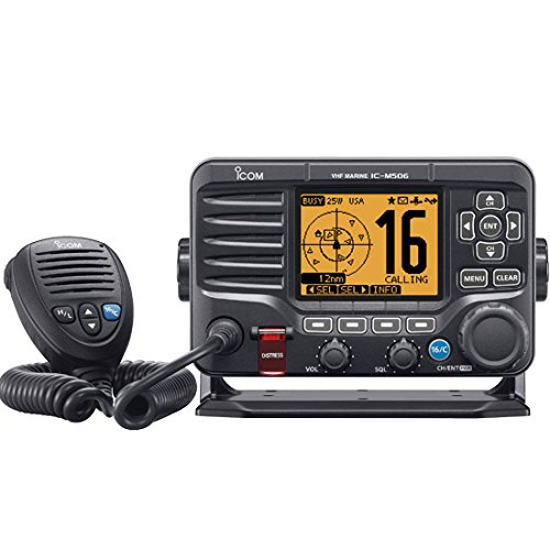 icom-ic-m506-21-fixed-mount-vhf-with-hailer-n2k-front-mic-and-ais