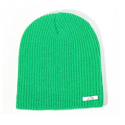 Amazon.com  Slope Men s Daily Beanie Thin Double Ribbed Knit Beanie ... dc8d6593af0d