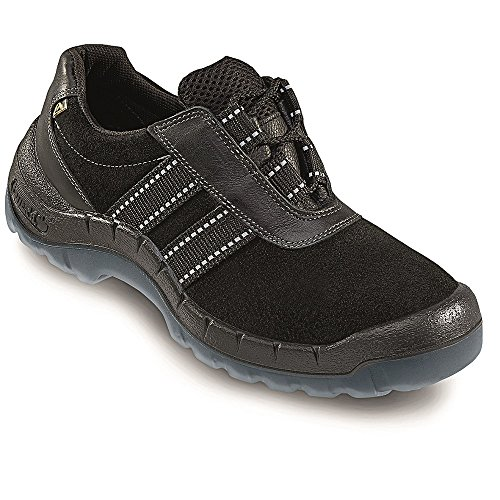 Otter Sicherheitshalbschuh 93603-497 ESD S2, Farbe: schwarz