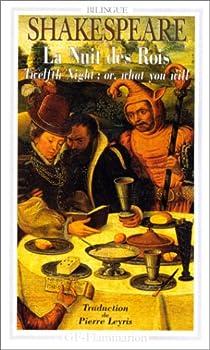 La Nuit des rois par Shakespeare