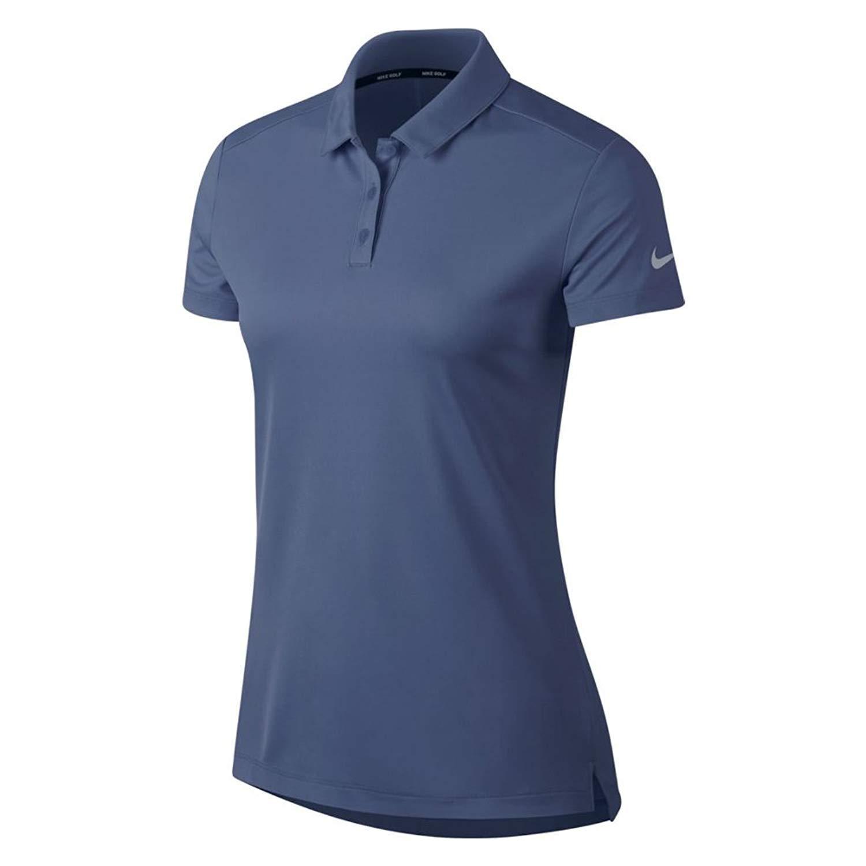 312e89e64acd6 Amazon.com: NIKE Women's Dry Short Sleeve Golf Polo: Clothing