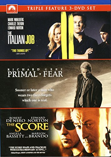 dvd the italian job - 6