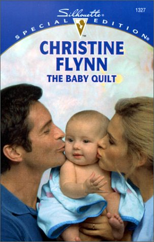book cover of The Baby Quilt