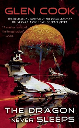 book cover of The Dragon Never Sleeps