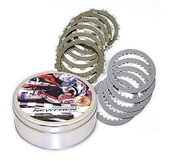 Générique Kit Placa de Embrague cálidas y Lisos NEWFREN para Ducati: Amazon.es: Coche y moto