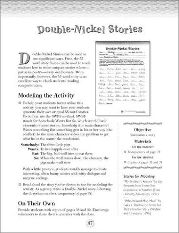 Amazon.com: 25 Fun and Fabulous Literature Response Activities and ...