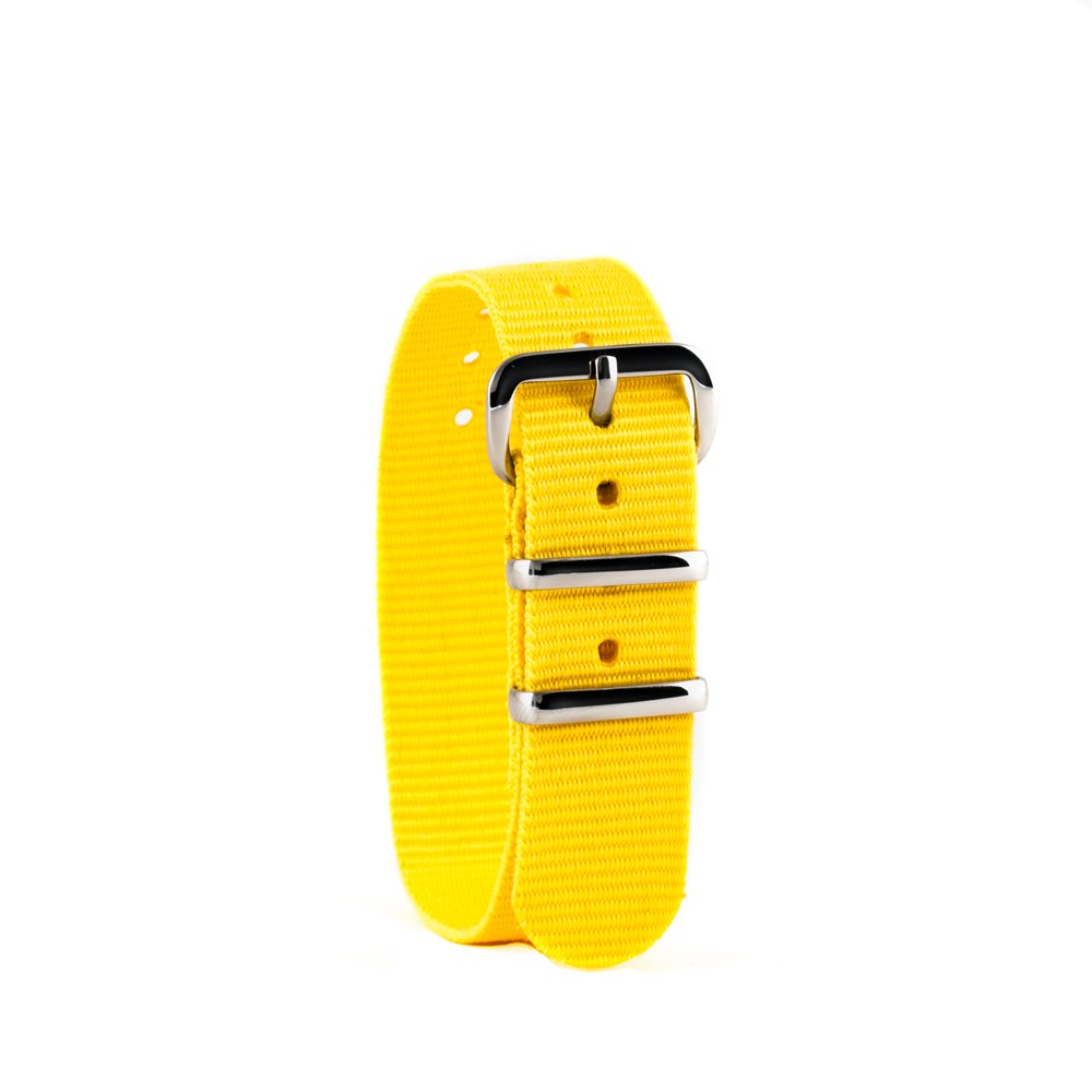 EasyRead Time Teacher Children's Watch Band - Yellow