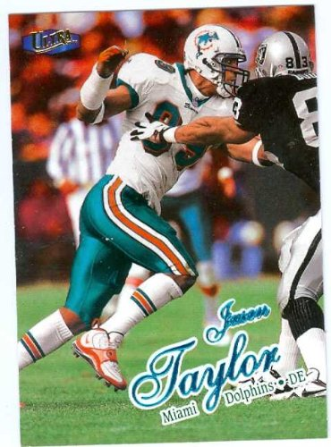 l card 1998 Fleer Ultra #170 (Miami Dolphins) Rookie Card ()