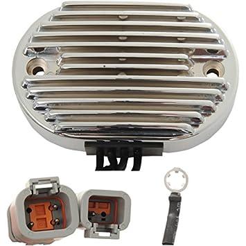 amazon drag レギュレーター 07年 ソフテイル クローム 74540 07 2112
