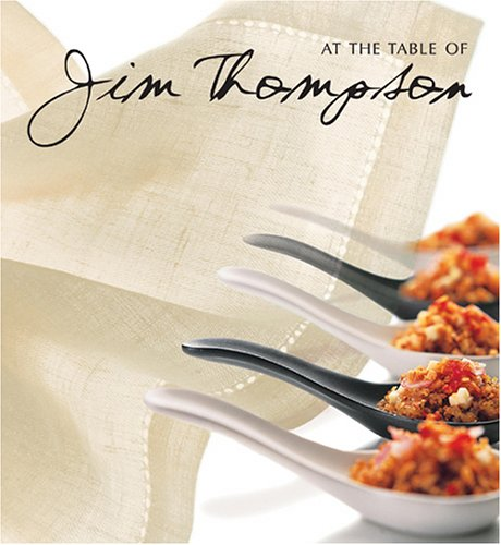At The Table of Jim Thompson by William Warren