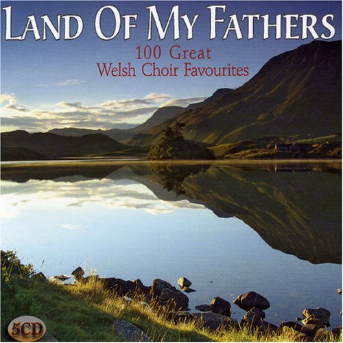 100 Great Welsh Choir Favourites (Cd Hymns Favourite)