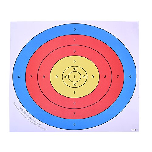Cosmos Pack of 20 pcs Archery 40cm Targets