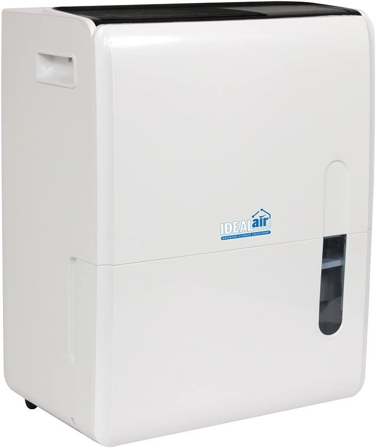 Ideal-AirHGC700829Dehumidifier60 Pint - Up to 120 Pints Per DayWhite