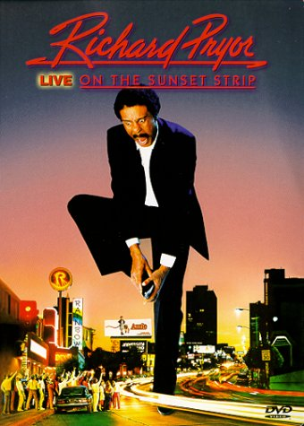 Richard Pryor: Live on the Sunset Strip (Strip The Sunset On Live)