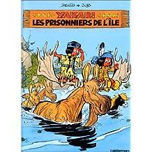 YAKARI LES PRISONNIERS DE L'ÎLE