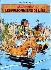 """Afficher """"Yakari. n° 9 Les Prisonniers de l'île"""""""