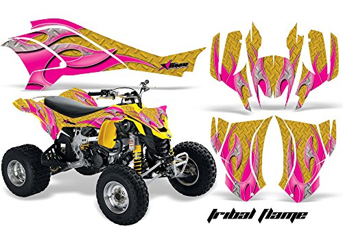 can am ds 450 graphics - 3