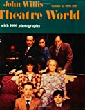 Theatre World 1990-1991, John Willis, 1557831262