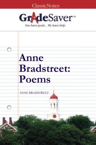 Bradstreet Poems 3