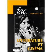 Litterature et cinema