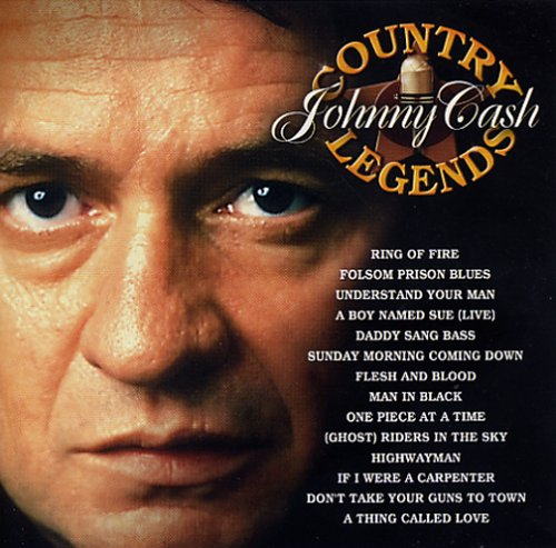 Johnny Cash - Country Legends Johnny Cash - Zortam Music
