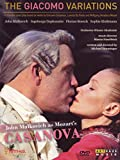 Mozart: Casanova - The Giacomo Variations - with John Malkovich