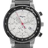 Salvatore-Ferragamo-Mens-F54MCQ78901-S789-F-80-Chronograph-Tachymeter-Titanium-Watch