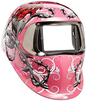 3 M Speedglas wild-n-pink casco de soldadura 100, soldadura seguridad 07
