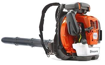 Husqvarna 570BTS Commercial Backpack Leaf Blower