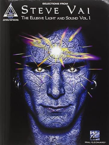 Steve Vai - Selections from The Elusive Light and Sound, Vol. 1 (Guitar Recorded Version) (Tv Tunes For Guitar)