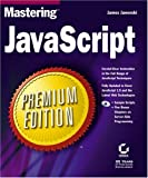 Mastering JavaScript, James Jaworski, 078212819X