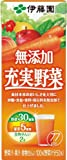 ITO EN enhance vegetables green and yellow vegetables mix (paper pack) 200mlX24 this