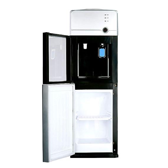 Dispensador De Agua Caliente Y Fría Vertical, Ahorro De Energía Agua Caliente Hervir Helado Congelador Máquina Té Coffee Bar Oficinas, Salas De Reunión: ...