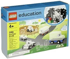 LEGO Education Wheels Set 4598357 (286 Pieces)