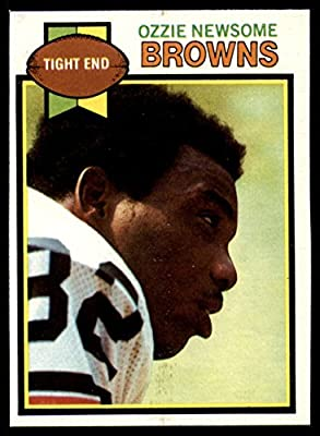 Football NFL 1979 Topps #308 Ozzie Newsome NM Near Mint RC Rookie Browns