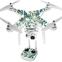 Skin For DJI Phantom 3 Professional – Tan Seashells | MightySkins Protective, Durable, and Unique Vinyl Decal wrap cover | Easy To Apply, Remove, and Change Styles | Made in the USA