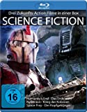 Science Fiction Edition (Humanity's End / Nydenion / Space Prey) [Blu-ray] [Collector's Edition]