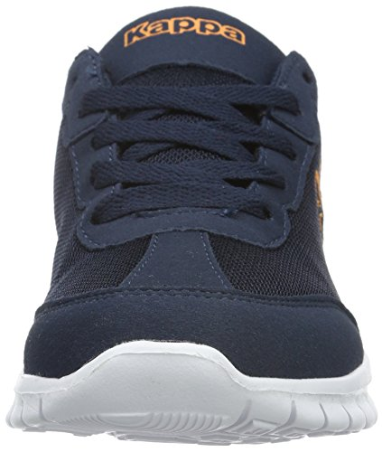 Kappa Adulte orange 6744 Mixte Basses Bleu Rocket Baskets Navy R8nwqrxzRI