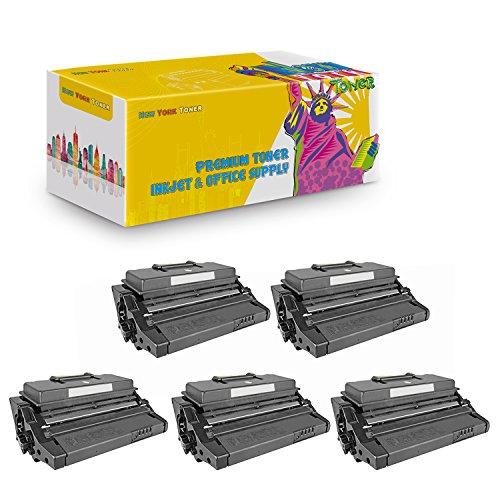 New York TonerTM New Compatible 5 Pack 106R01149 High Yield Toner for Xerox - Phaser 3500 . -- Black