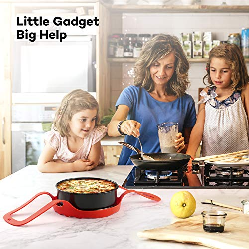 Silicone Sling Lifter Accessories Compatible with Instant Pot 6 Qt and 8 Qt O8S4