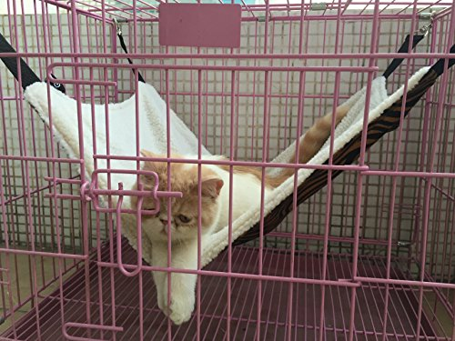 Cat Hammock. Also for Ferret, Rat, Chinchilla, Rabbit, Small